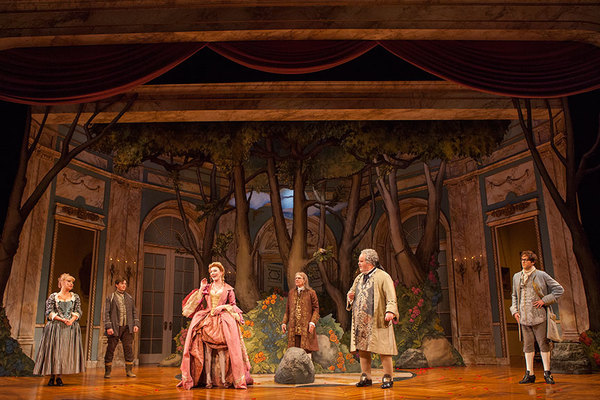 Photo Flash: First Look at THE METROMANIACS at The Old Globe