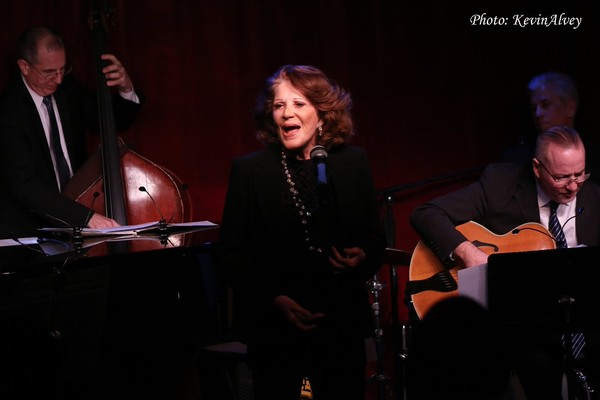 Tom Hubbard, Linda Lavin and Ron Affif