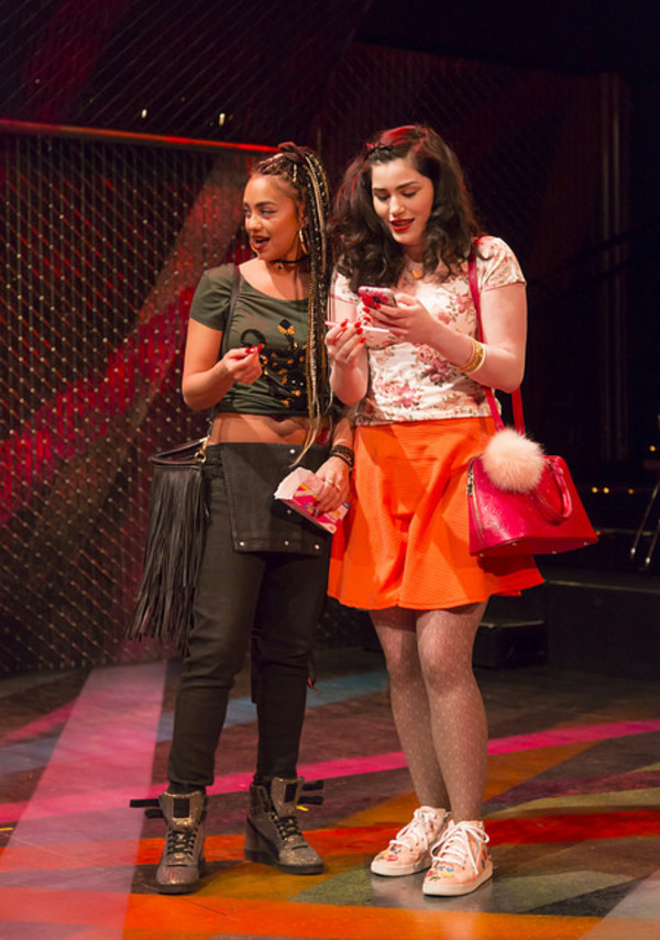 Photo Flash: First Look at Jasmine Carmichael and More in Huntington's MILK LIKE SUGAR