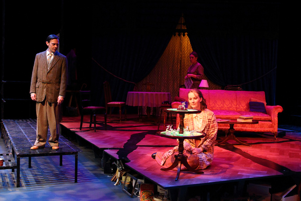 Photo Flash: First Look at The Human Race Theatre Co's THE GLASS MENAGERIE
