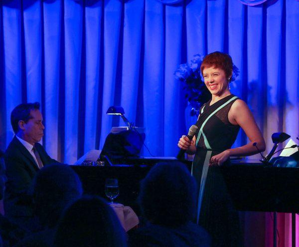 Ian Herman, Music Director & Carole J. Bufford
