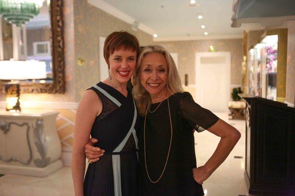 Carole Bufford & Eda Sorokoff