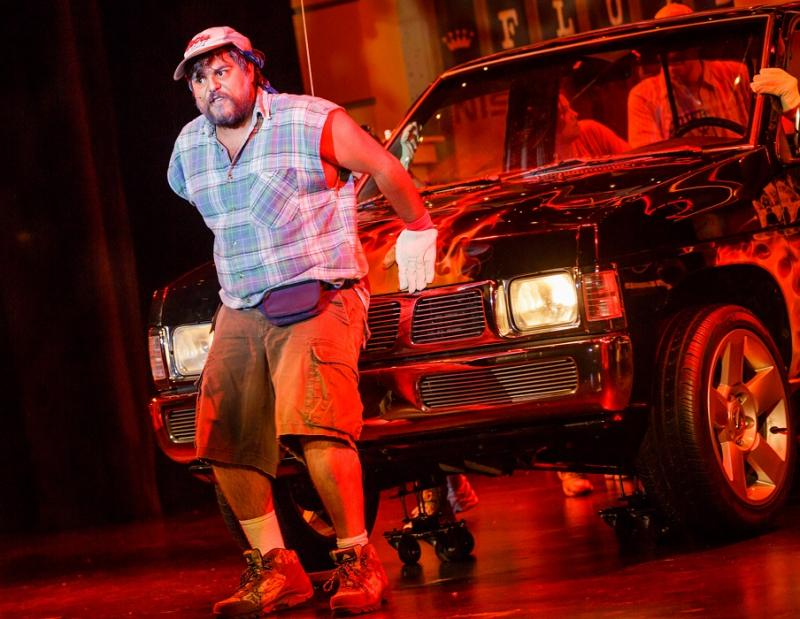 BWW Review: High-Energy HANDS ON A HARDBODY is Enjoyable, but Uneven at the Garden Theatre