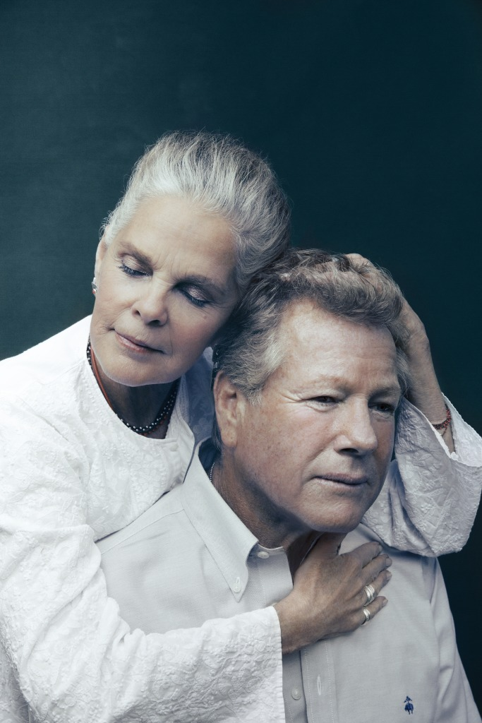 bww review ali macgraw and ryan oneal together in ar gurneys love letters