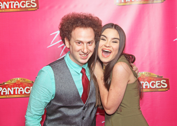 GLEE's Josh Sussman and BEST FRIENDS WHENVER's Landry Bender