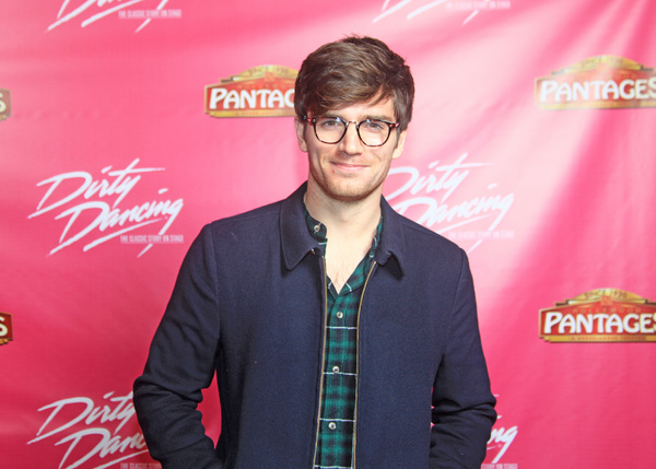 Photo Flash: Kenny Ortega, Corbin Bleu and More on the 'DIRTY DANCING' Red Carpet at Pantages