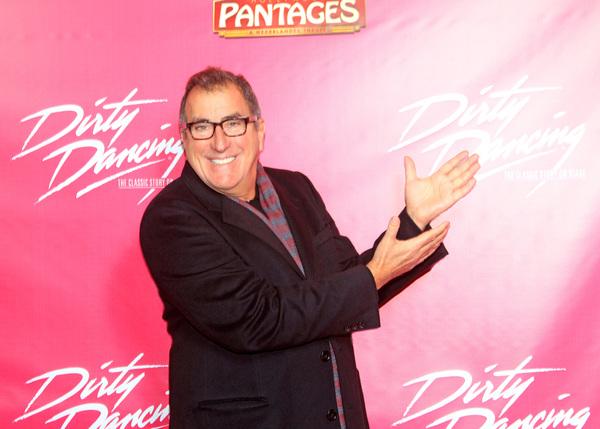 Kenny Otega, of DIRTY DANCING