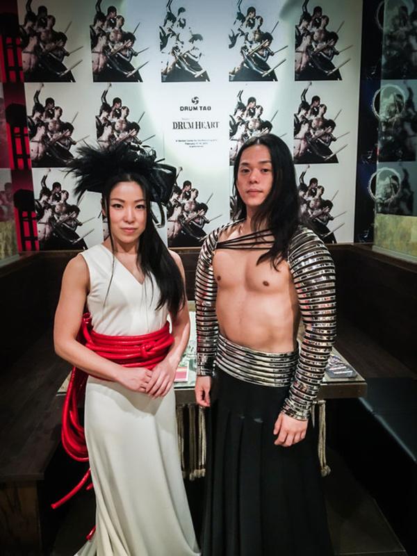 Arisa Nishi and Hiroaki Kishino