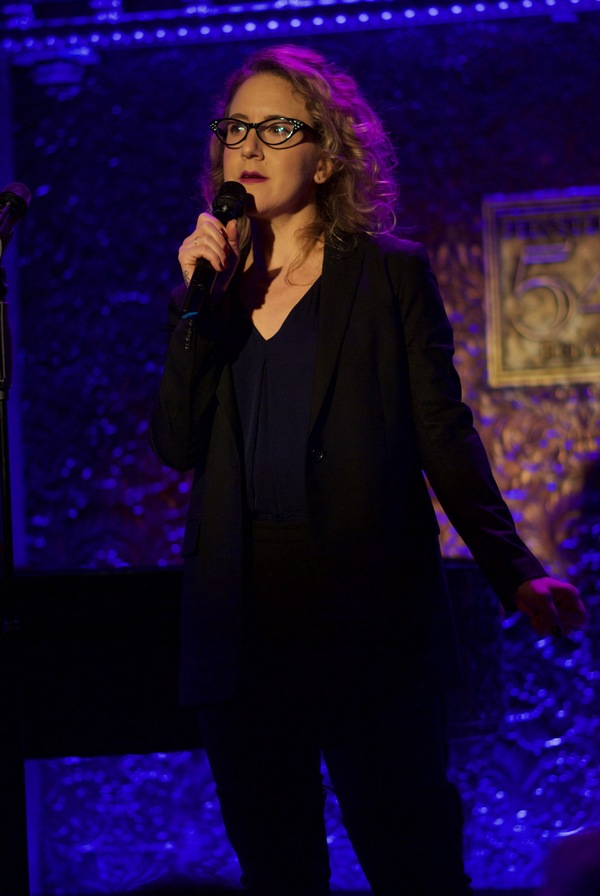 Photo Flash: BROADWAY BABYLON 101 Features New Tunes and More at Feinstein's/54 Below