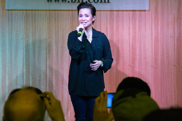 Photo Coverage: They Took It Higher! George Takei, Lea Salonga and More Attend ALLEGIANCE CD Signing