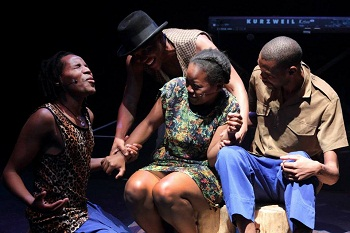 INDUMISO ZOTHANDO (LOVE PSALMS) Will Bear Witness to Love at Alexander Bar Upstairs Theatre