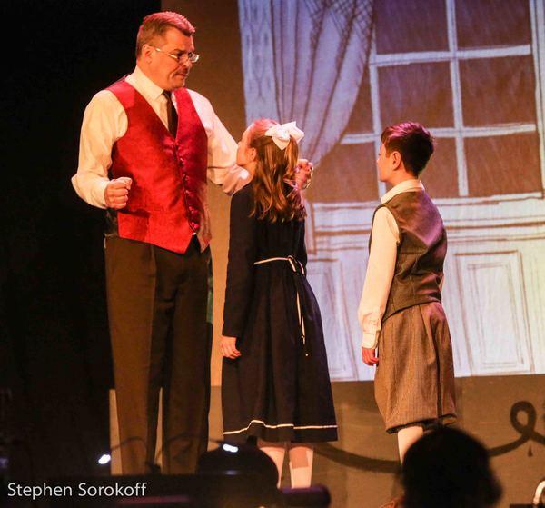 Don Flynn, Zoe Gelman, Andrew Lomonte Photo