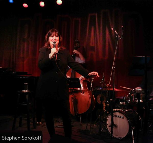 Photo Coverage: Ann Hampton Callaway Hosts Kurt Elling & Marilyn Maye at Birdland Radio Taping