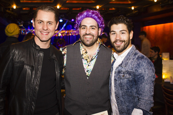 Michael McCorry Rose, David Davila and Jose Sepulveda