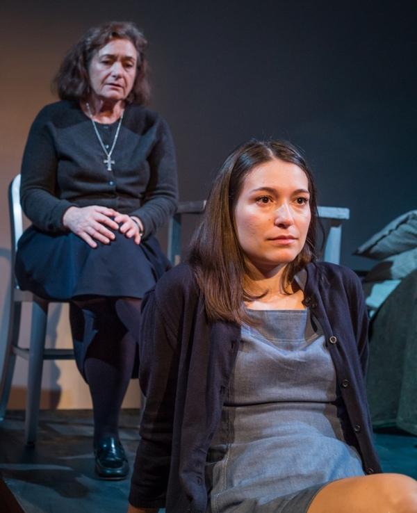 Nancy Wolfe and Carlotta Brentan Photo