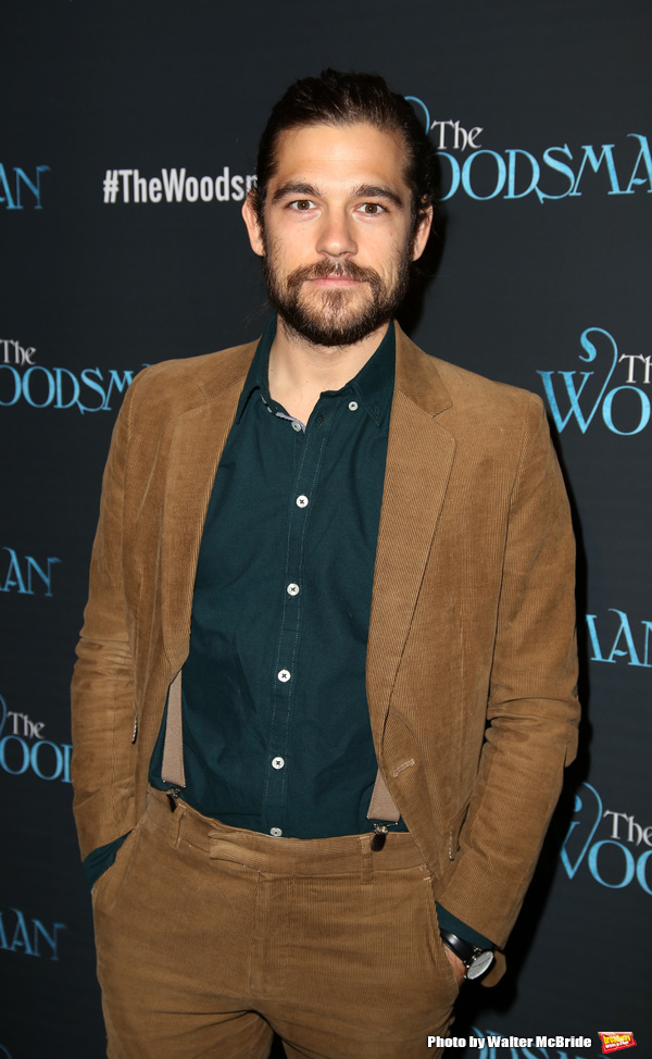 Photo Coverage: On the Opening Night Red Carpet for THE WOODSMAN!
