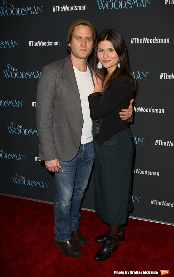 Steven Pasquale and Philippa Soo