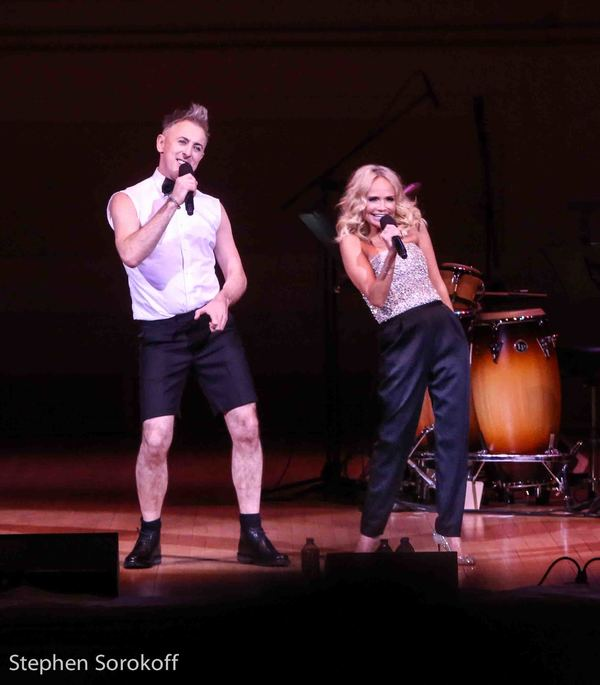Photo Coverage: Alan Cumming Sings Sappy Songs With Kristin Chenoweth, Darren Criss & More at Carnegie Hall!