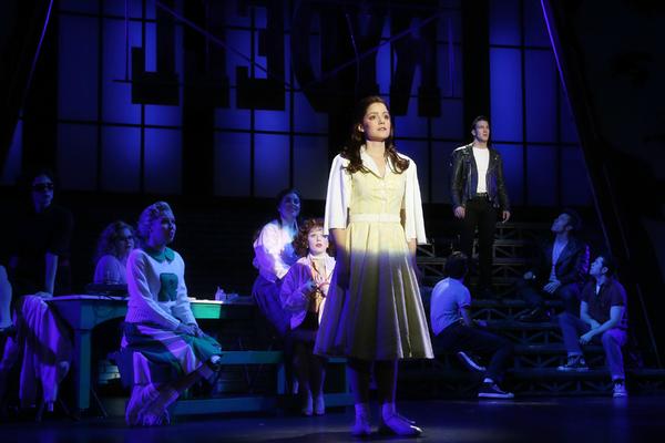 Photo Flash: First Look at Hunter Foster and Jennifer Cody's GREASE at North Carolina Theatre