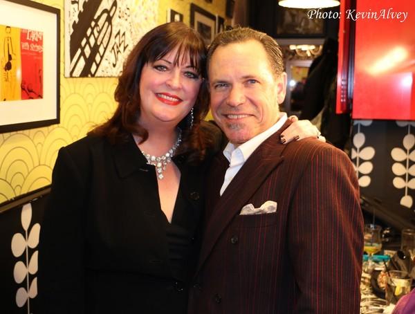 Ann Hampton Callaway and Kurt Elling