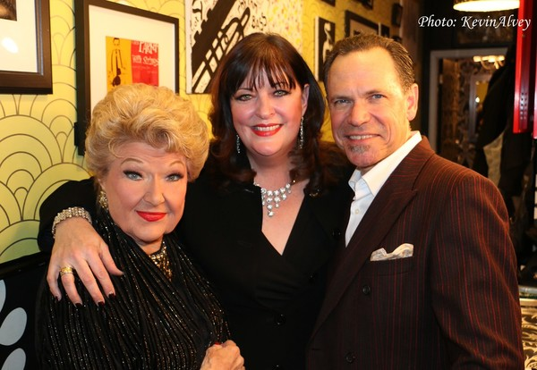 Marilyn Maye, Ann Hampton Callaway and Kurt Elling