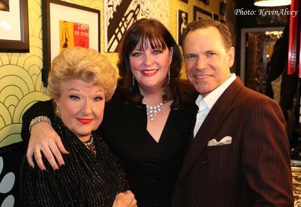 Marilyn Maye, Ann Hampton Callaway and Kurt Elling