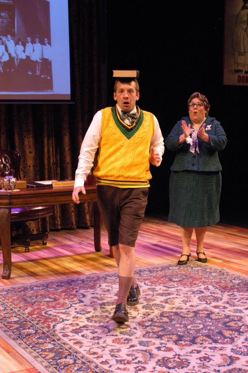 BWW Review: MRS. MANNERLY at Arvada Center Black Box Theatre