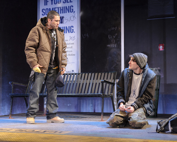 Photo Flash: First Look at Fault Line Theatre's THE WEDGE HORSE