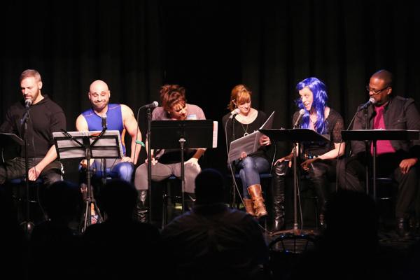 Jim Newman, Eddie Capuano, Lesli Margherita, Kate Wetherhead, Hank Morris & Trent Armand Kendall.