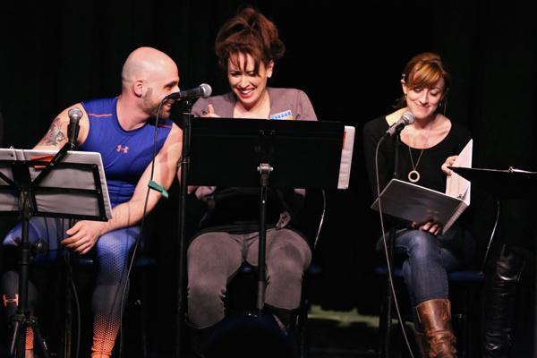 Eddie Capuano, Lesli Margherita & Kate Wetherhead.