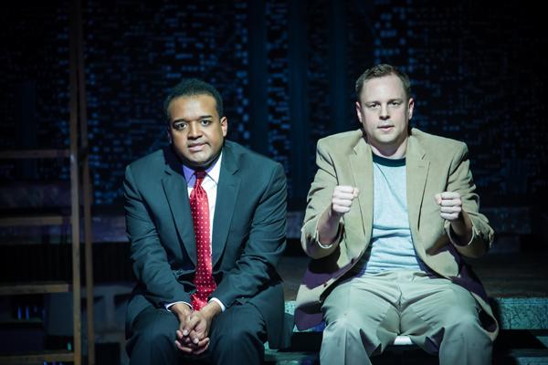 Marcus Jauregui and Trey West