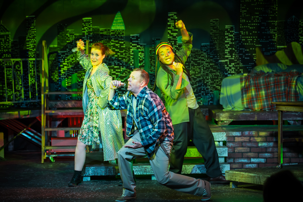 Photo Flash: First Look at Tick, Tick...BOOM! at ONSTAGE in Bedford