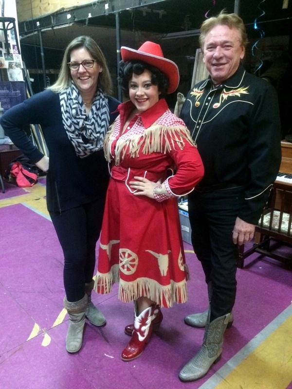 Jamiee Turner, Erin McCracken, and  Ken Lundie Photo