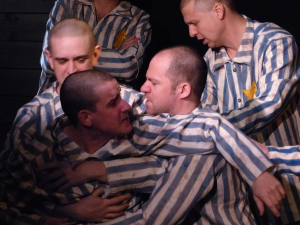 Photo Flash: First Look at MUSE OF FIRE at Redtwist Theatre