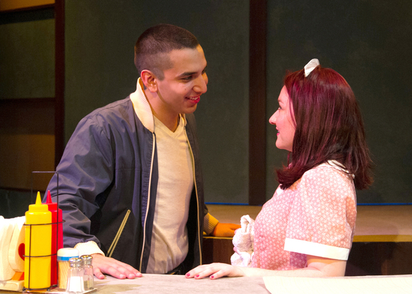 Photo Flash: First Look at the Los Angeles Debut of DOGFIGHT at Chance Theater