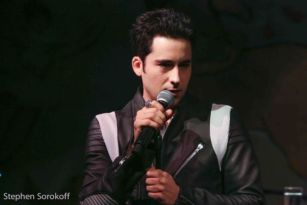 Photo Coverage: John Lloyd Young Returns to Cafe Carlyle with YOURS TRULY