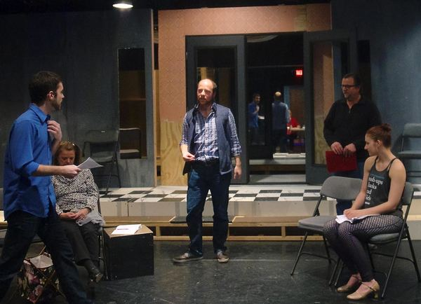 Photo Flash: In Rehearsal for TexARTS' AND THEN THERE WERE NONE