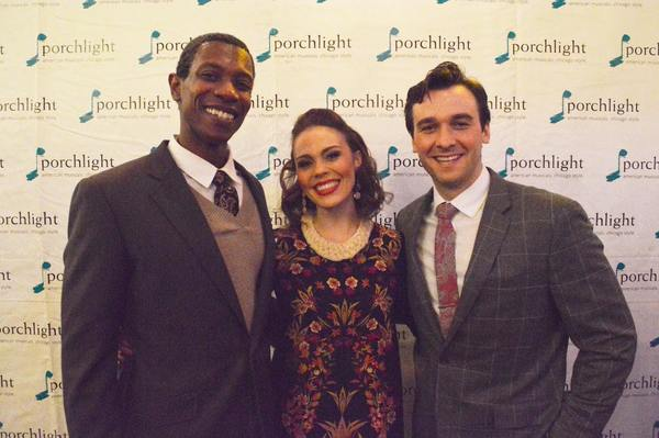 Photo Flash: Inside Opening Night of Porchlight Music Theatre's FAR FROM HEAVEN