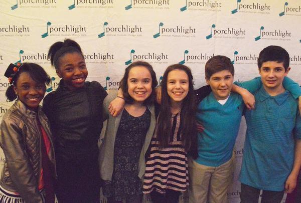 Sidra Henderson, Princess Isis Z Lang, Peyton Shaffer, Tori Whaples, Nate Becker and Photo