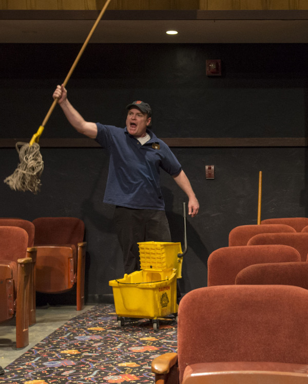Photo Flash: First Look at Annie Baker's THE FLICK at Steppenwolf
