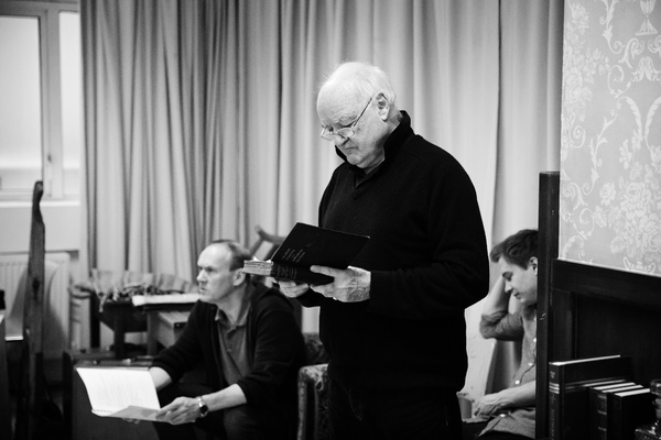 Photo Flash: UK Tour of SHADOWLANDS Kicks Off Today in Guildford