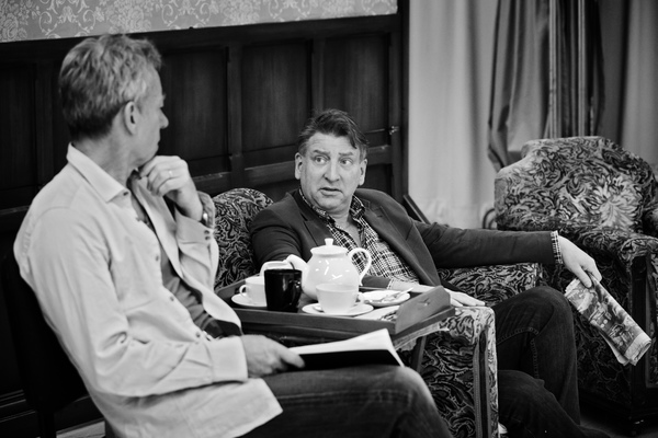 Photo Flash: In Rehearsal for the UK Tour of SHADOWLANDS