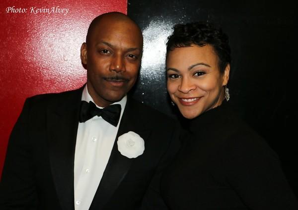 Photo Flash: T. Oliver Reid and Carly Hughes Bring Harlem to Birdland