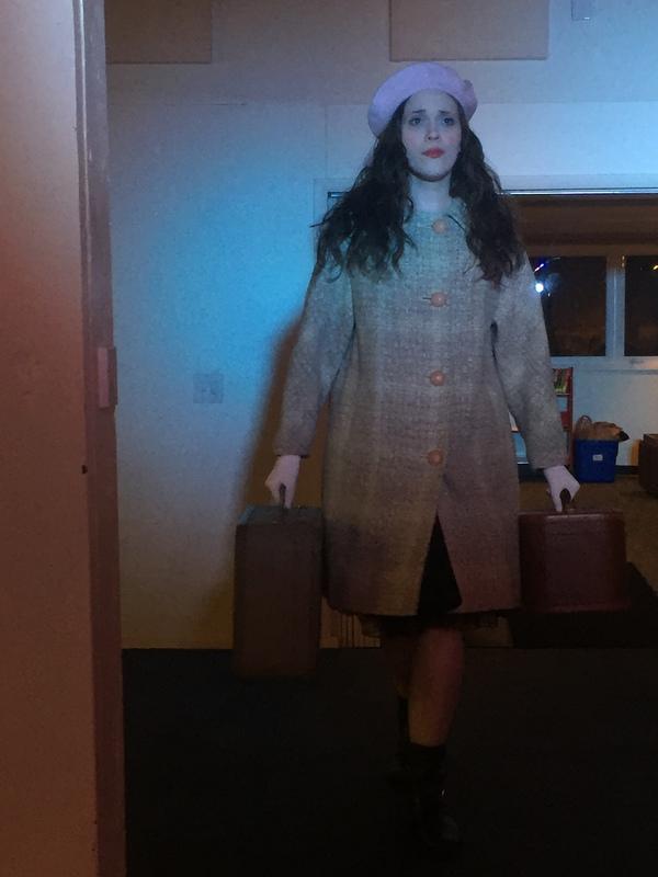Natalie Rose Sevick as ''Timid Frieda''