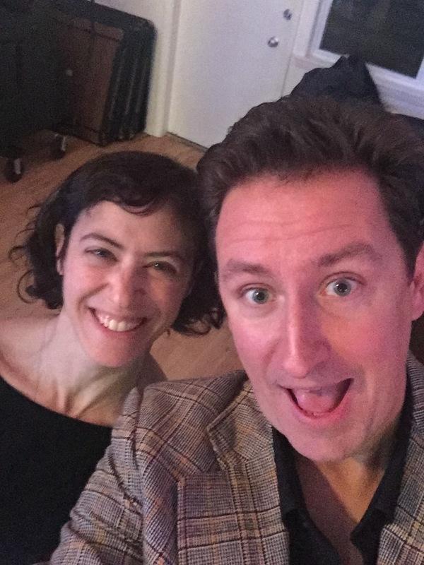 Lauren London and Roy Sexton