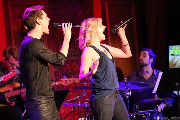 Photo Flash: Natalie Weiss, Robin De Jesus & More Take Part in BROADWAY ROCKS KELLY CLARKSON!