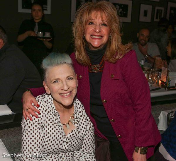 Lisa Lampanelli & Julie Budd