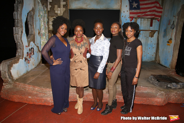Photo Coverage: ECLIPSED Team Launches Their 10,000 Girls Campaign!