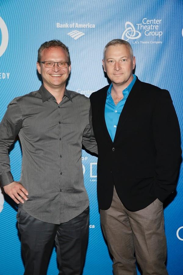David Javerbaum, Jeffrey Finn Photo