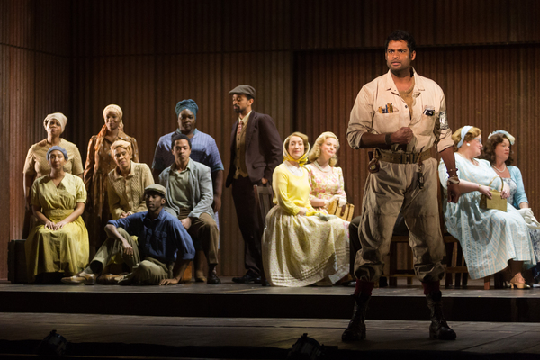 Photo Flash: First Look at LOST IN THE STARS at Washington National Opera